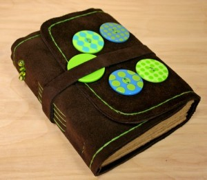 Gorgeous journal, by juliebowles